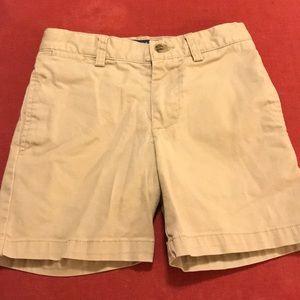 Ralph Lauren Little Boys Khaki Shorts